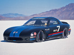 1995 Bonneville Land Speed Record