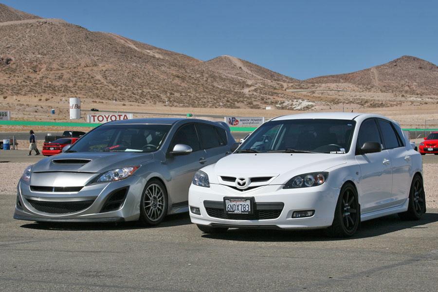 Mazda Racing Parts