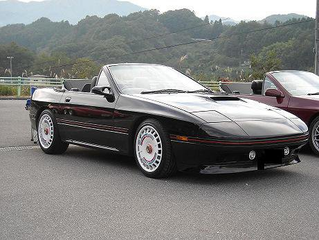 1986-92 Mazda RX-7 Performance Parts