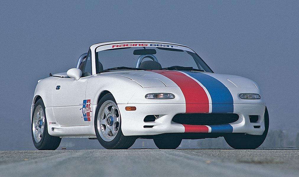 Racing Parts: Miata Racing Parts