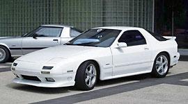1986-92 Mazda RX-7 Performance Parts