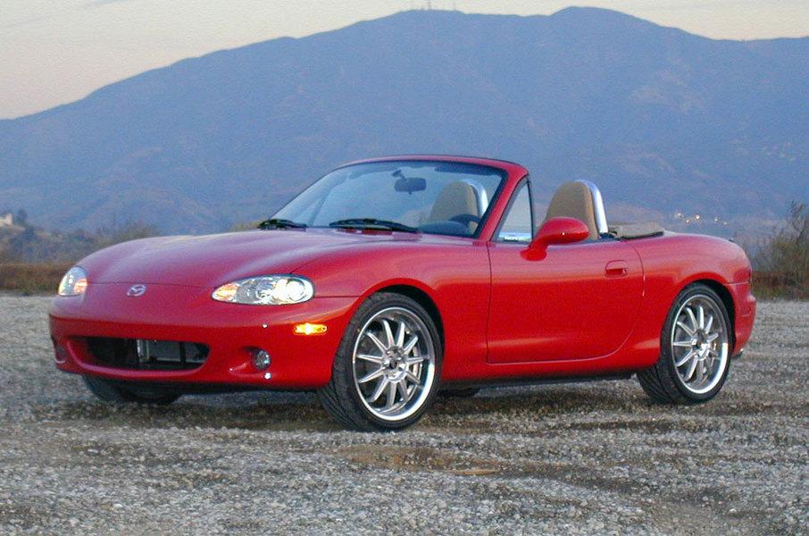 1990 2005 Mazda Miata Performance Parts