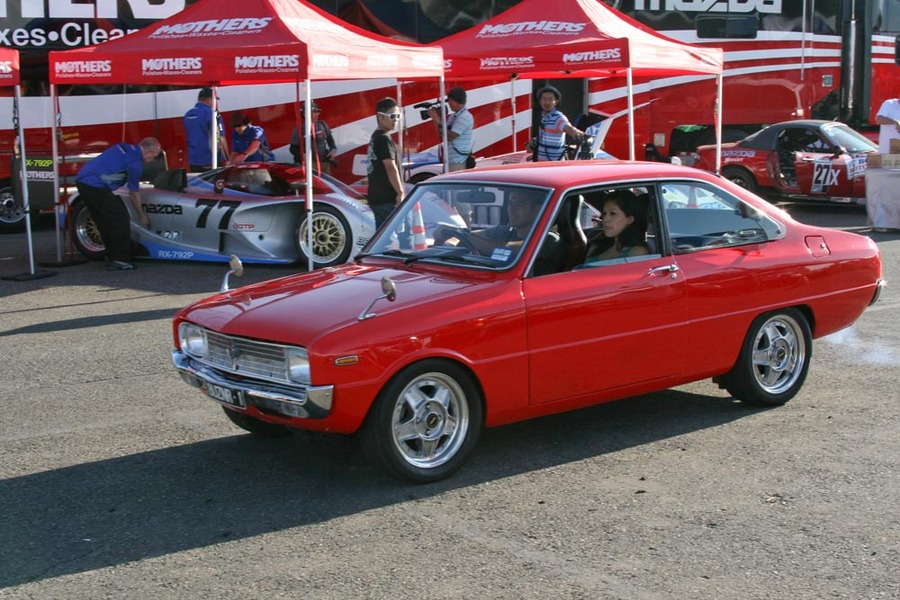 Early Rotary & 1979-85 Mazda RX-7