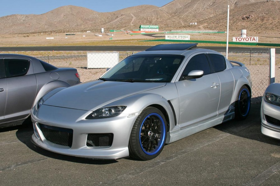Mazda RX-8 Performance Parts