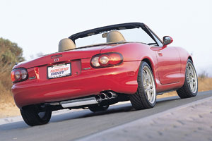 Miata Exhaust Systems