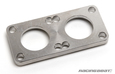 Road Race Header - Outlet Flange - Stainless Steel - Detail 2