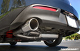 Exhaust System (2.0 ltr) Sedan - 2010-13 Mazda 3i (except Skyactiv) - Detail 3