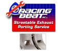 Streetable Exhaust Porting Service