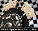 Sport/Race Disc -6 Puck