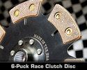 Race Disc - 225mm 6-Puck