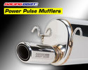 Power Pulse Muffler - Left