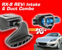 REVi Intake and Duct Combo