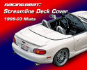 Streamline 3-Piece Deck Cover