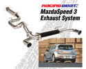 MazdaSpeed 3 Exhaust System