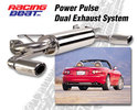 Power Pulse Dual Exhaust System