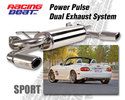 Power Pulse Dual Sport Exhaust System