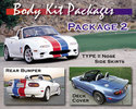 Complete Body Kit - Package 2