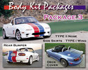 Complete Body Kit - Package 3