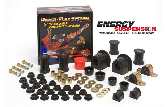 Energy Suspension Hyper Flex Complete Kit For 86 91 Rx 7