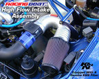 High Flow Air Intake Kit