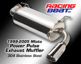 Power Pulse Miata Muffler<br/>99-05 Miata 99-05 Miata