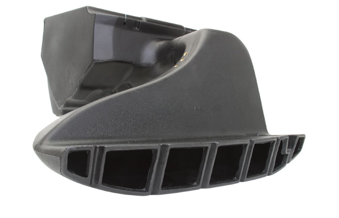 Custom Ram Air Ducts : Revi ram air duct for rx racing beat