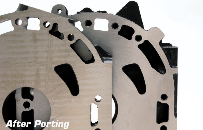 Porting Template for Streetable Intake 12A & 13B - Racing Beat