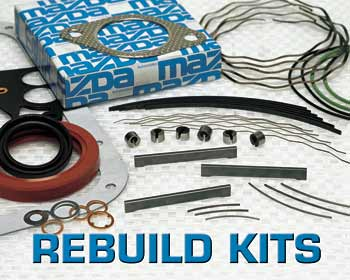 Engine Rebuild Kit 87-88 RX-7 Turbo II