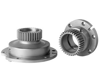 : Engine - Internal Parts : Type II Modified Stationary Gear 13B Rear