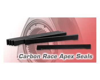 : Engine - Internal Parts : Carbon Race Apex Seal 74-85 12A
