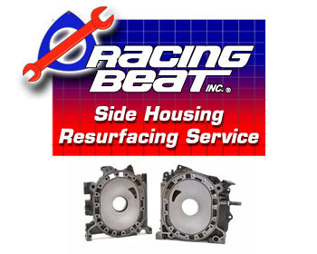 : Engine - Services : Side Housing Re-surfacing All Rotaries