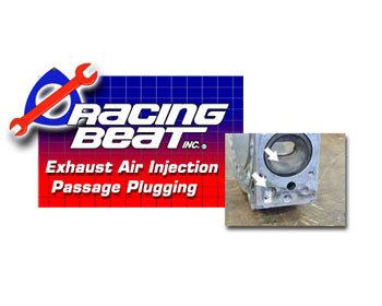 : Engine - Services : Exhaust Air Injection Modification Street/ Race