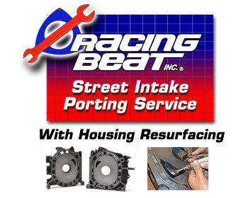 : Engine - Porting Services : Street Intake Porting Service w/Resurfacing