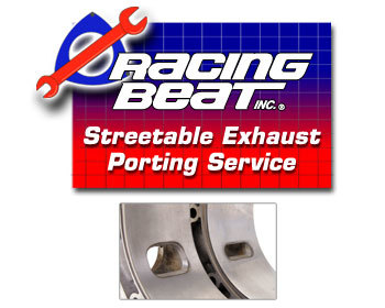 : Engine - Porting Services : Streetable Exhaust Porting Service