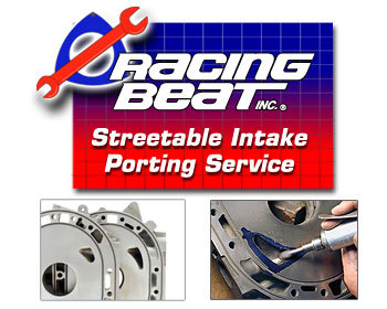 : Engine - Porting Services : Streetable Intake Porting Service