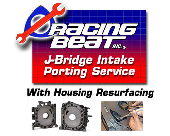 : Engine - Porting Services : J-Bridge Intake Porting Service w/Resurfacing