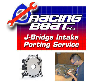 : Engine - Porting Services : J-Bridge Intake Porting Service