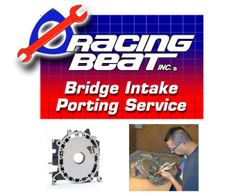 : Engine - Porting Services : Bridge Intake Porting Service