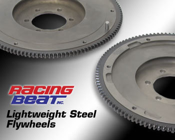 : Flywheels : RX-7 Flywheel - Lightweight Steel 83-92 RX-7 Non-Turbo