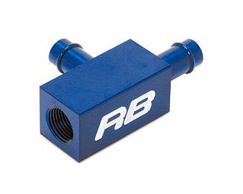 : Cooling System : Water Temperature Sensor Adapter 04-11 RX-8