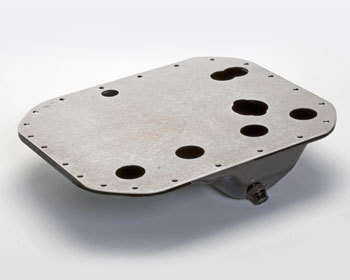 : Oil System : Oil Baffle Plate 71-85 12A Engines