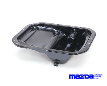 : Oil System : 13B Oil Pan 79-85 RX-7 12A Conversion