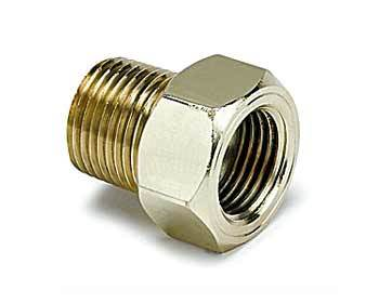 : Oil System : 3/8-in Brass NPT Adapter