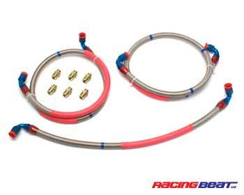 : Oil System : Oil Line Set 04-08 RX-8 Manual Trans
