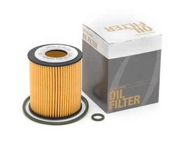 : Oil System : Oil Filter Mazda 3 & 6 Cartridge - 2.3/2.5L