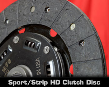 : Clutch/Pressure Plate : Sport/Strip HD Clutch Disc 87-95 RX-7 TURBO