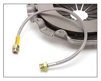 : Clutch/Pressure Plate : Stainless Steel Clutch Line 04-11 RX-8 / 06-14 MX-5