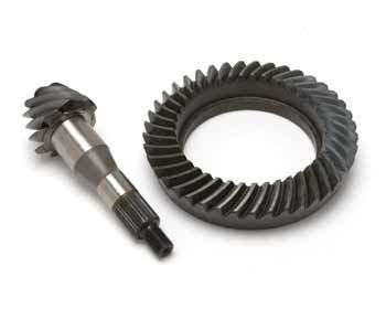 : Ring & Pinion - Differential : Ring and Pinion Gear Set 4.444 Ratio