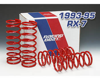: Suspension - Spring Sets : Spring Set 93-95 RX-7