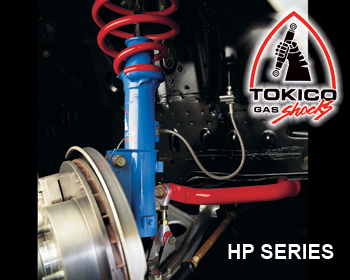: Suspension - Shocks : Tokico HP Strut Cartridge RX-7 Front 81-85